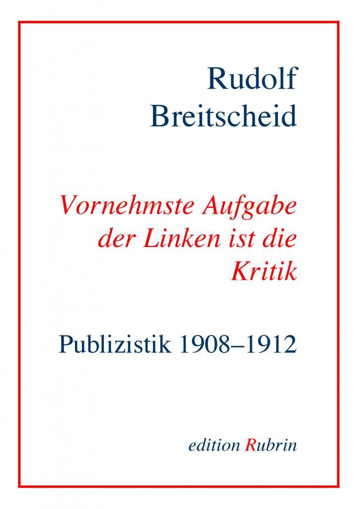 cover rubrin Breitscheid