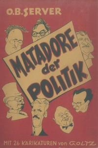 Cover-Matadore