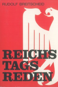 cover-Reichstagsreden